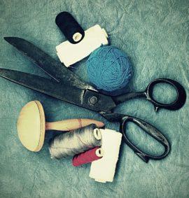 Atelier couture des Ateliers Gaumais - Halenzy