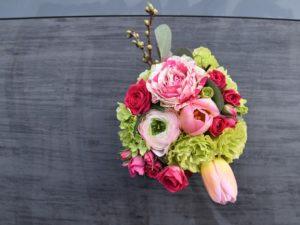 Atelier créativité florale - Atelier Gaumais - Halenzy